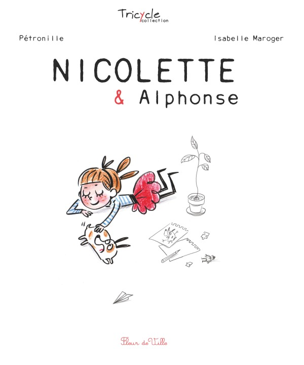 NICOLETTE ET ALPHONSE (COLL. TRICYCLE)