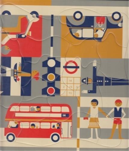 FREDUN SHAPUR PUZZLE LONDRES / LONDON MULTI VIEW /FRANCAIS