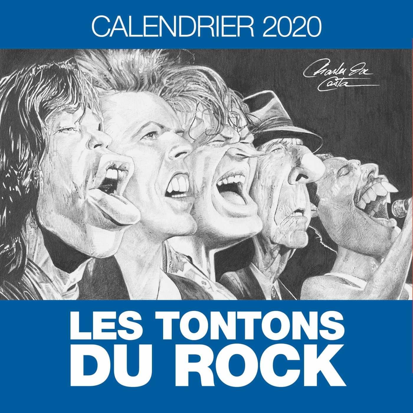 LES TONTONS DU ROCK 2020