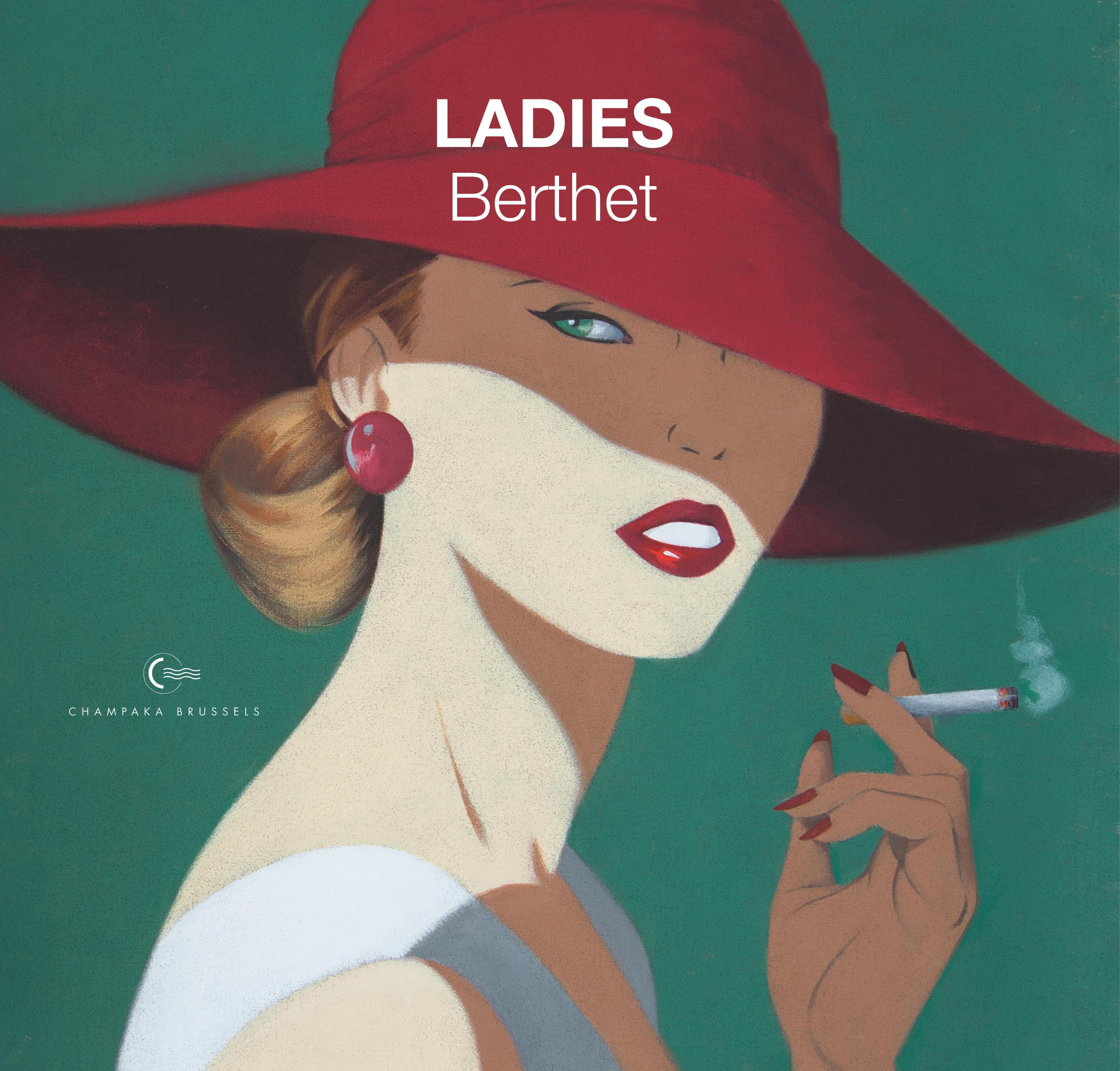 BEAUX LIVRES/ARTBOOKS - BEAUX-LIVRES / ARTBOOK CHAMPAKA - TOME 3 - PHILIPPE BERTHET ? LADIES