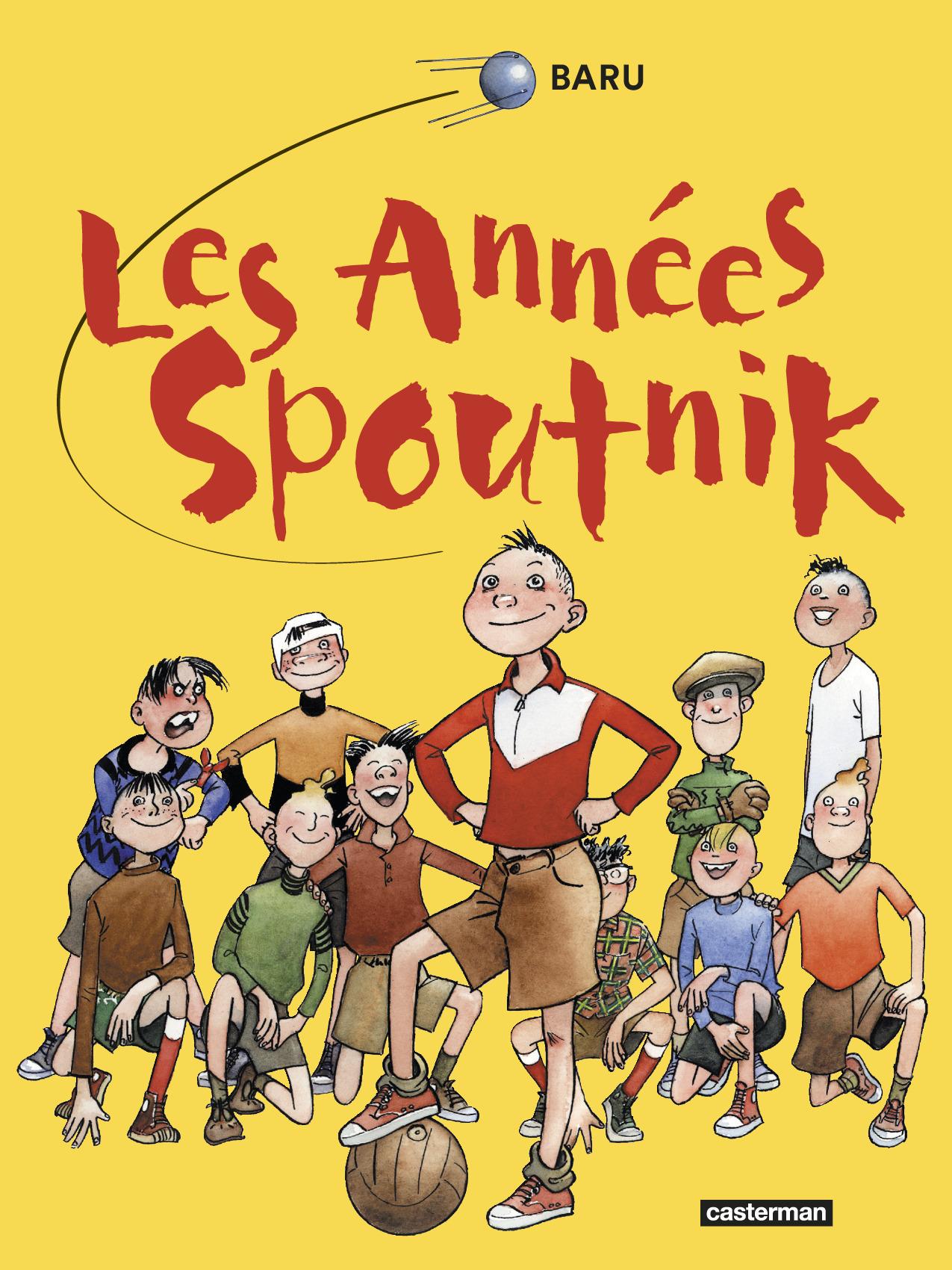 LES ANNEES SPOUTNIK - INTEGRALE
