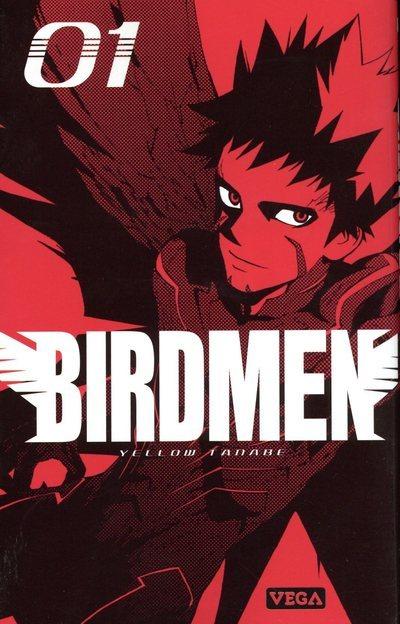 BIRDMEN - TOME 1 - VOL01