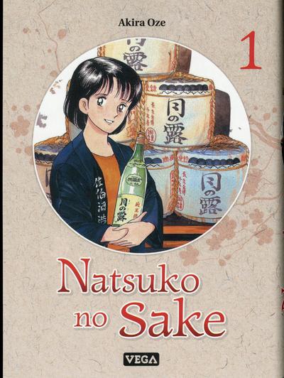 NATSUKO NO SAKE - TOME 1 - VOLUME 01