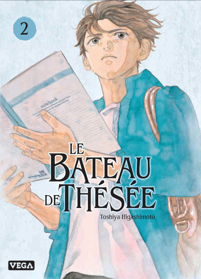 LE BATEAU DE THESEE - TOME 2 - VOLUME 02