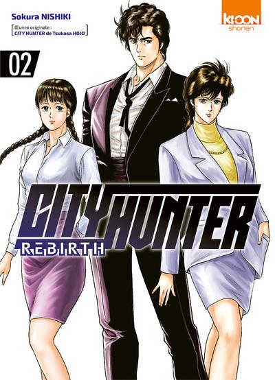 CITY HUNTER REBIRTH T02 - VOLUME 02