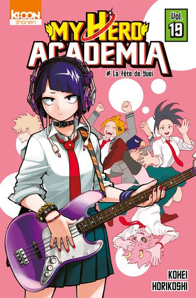 MY HERO ACADEMIA T19 - VOLUME 19