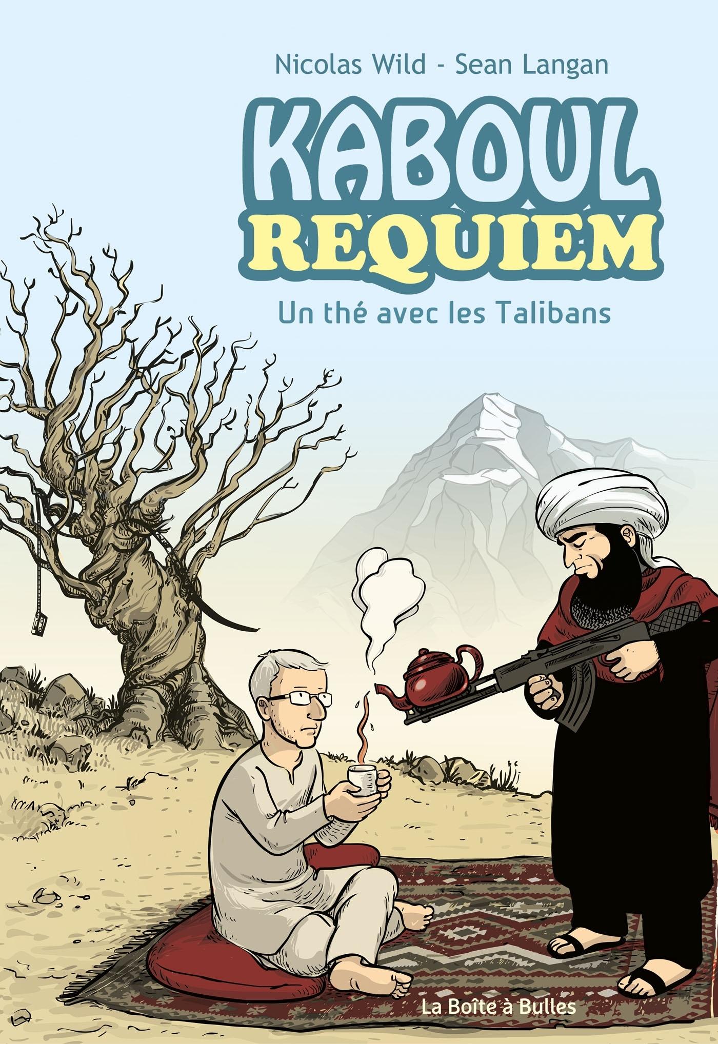 KABOUL DISCO - T3 - KABOUL REQUIEM - UN THE AVEC LES TALIBANS