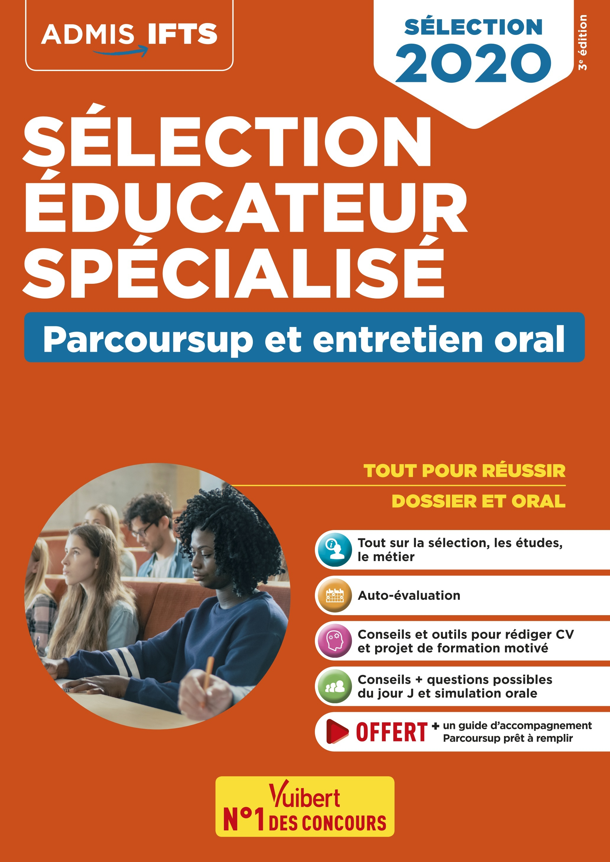 SELECTION EDUCATEUR SPECIALISE SELECTION 2020