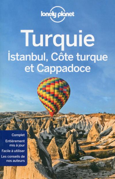 TURQUIE, ISTANBUL, COTE TURQUE ET CAPPADOCE 5ED