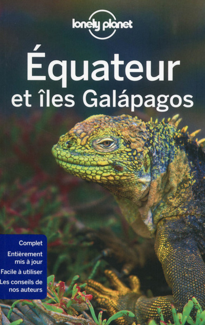 EQUATEUR ET ILES GALAPAGOS 4ED