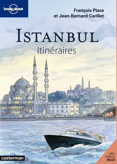 ISTANBUL - ITINERAIRES