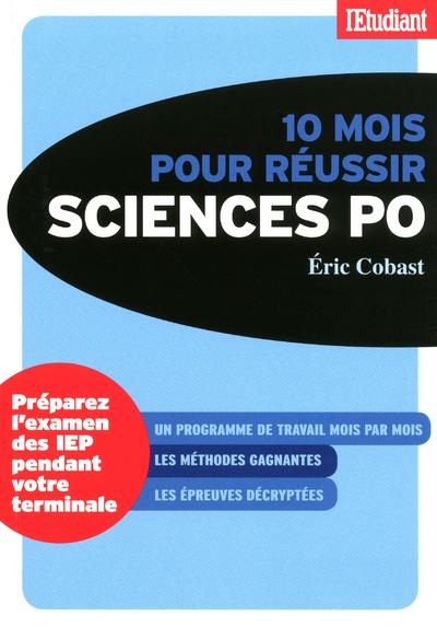 10 MOIS POUR REUSSIR SCIENCES PO