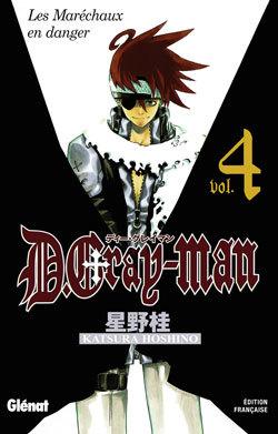 D.GRAY-MAN - TOME 04
