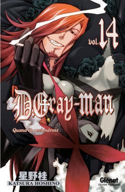D.GRAY-MAN - TOME 14