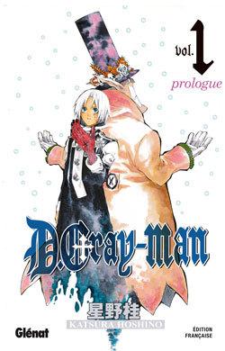 D.GRAY-MAN - TOME 01