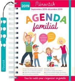 AGENDA FAMILIAL MEMONIAK 2018-2019