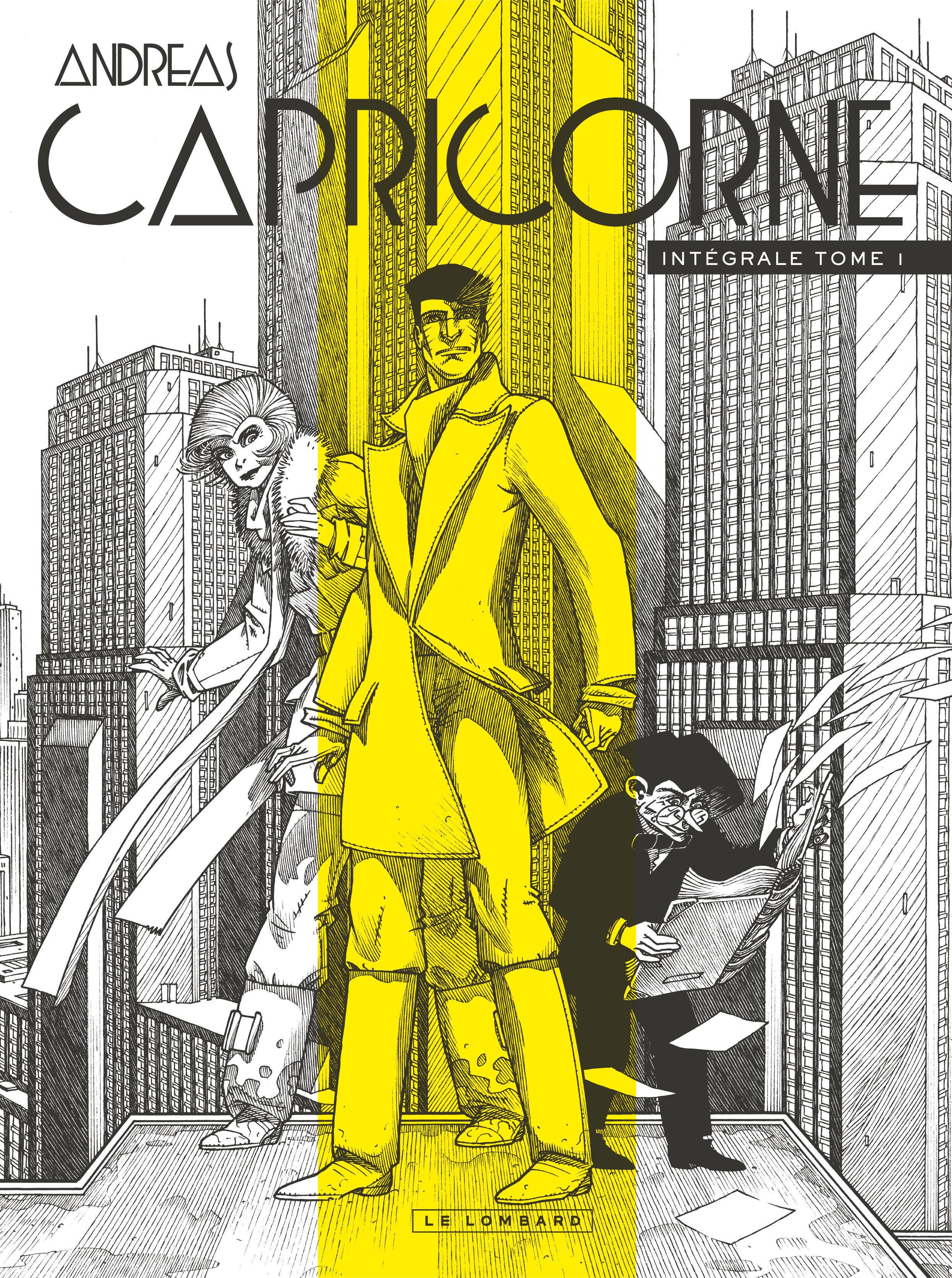CAPRICORNE - INTEGRALE - TOME 1 - CAPRICORNE INTEGRALE 1