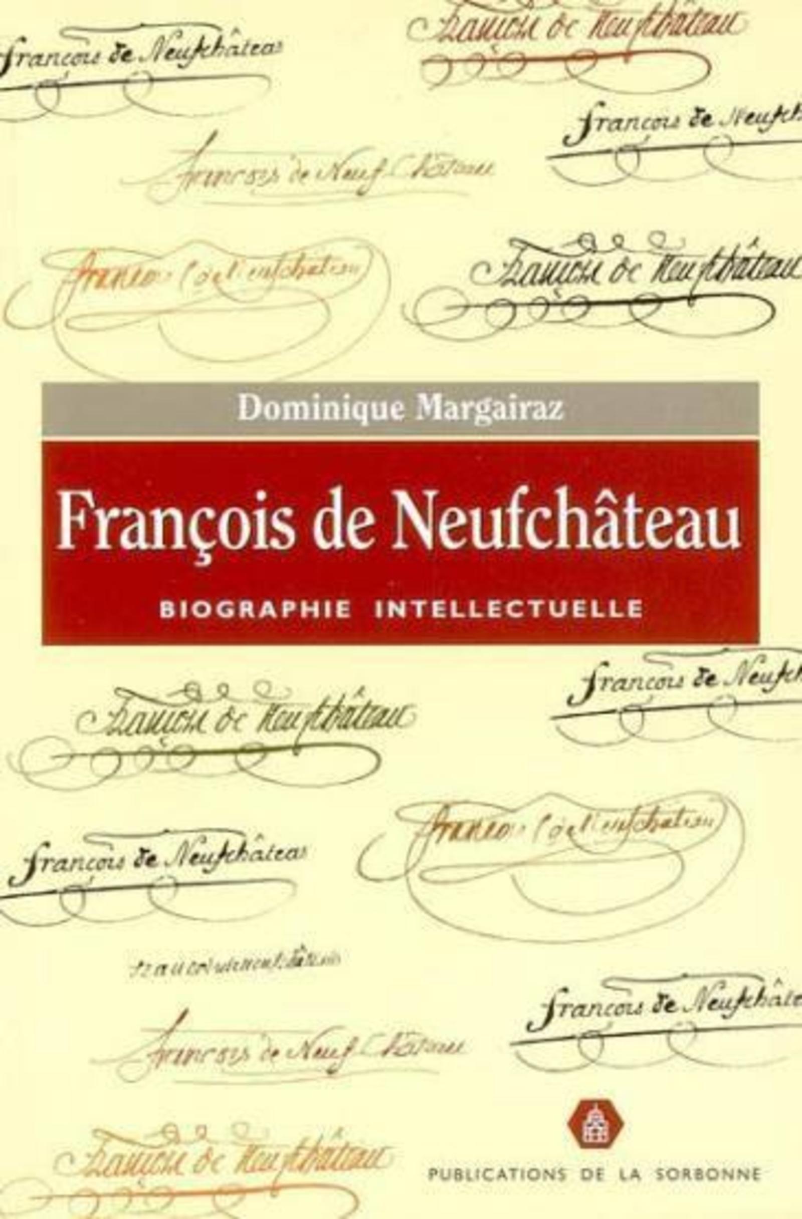 FRANCOIS DE NEUFCHATEAU