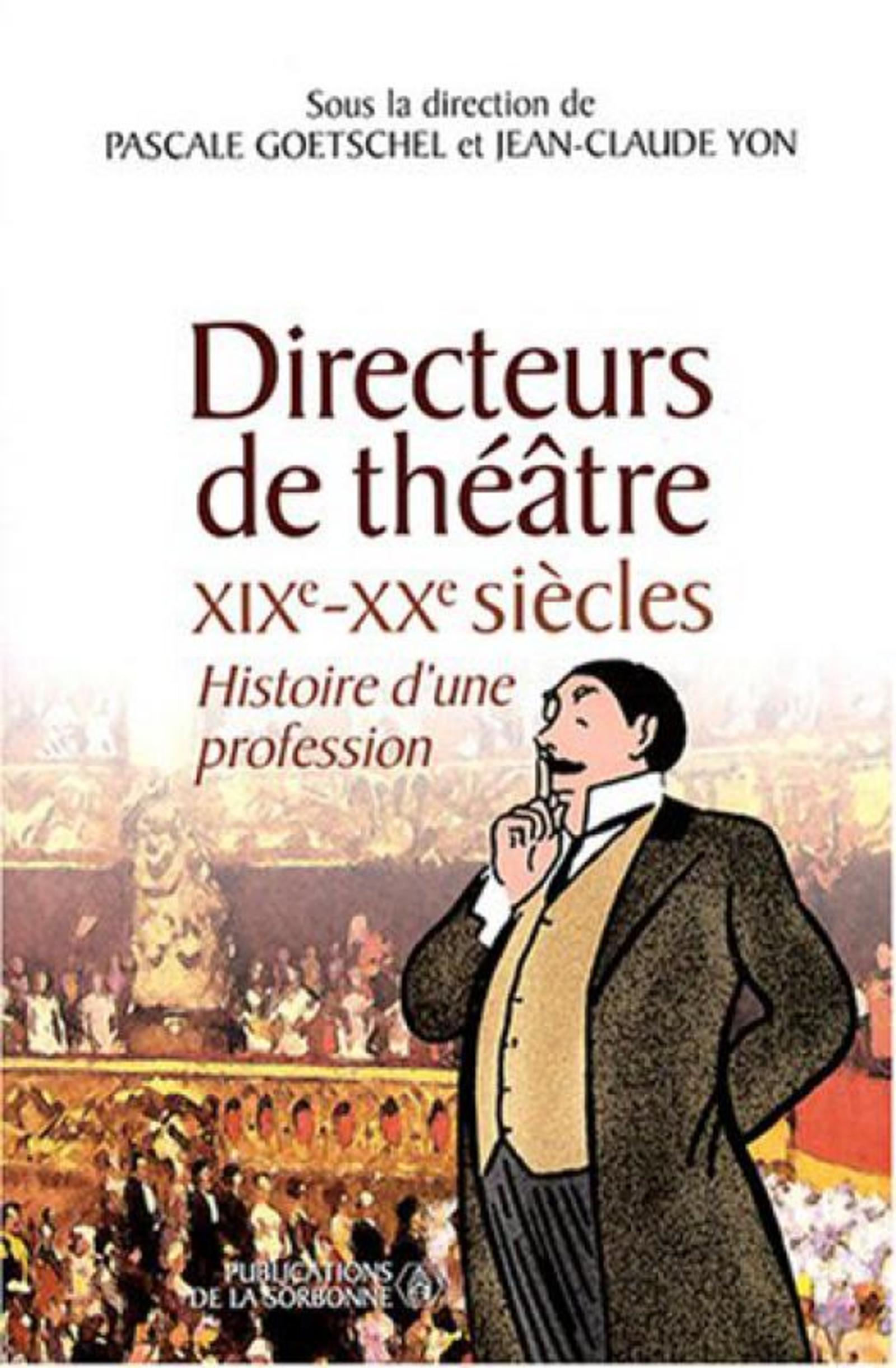 DIRECTEURS DE THEATRE