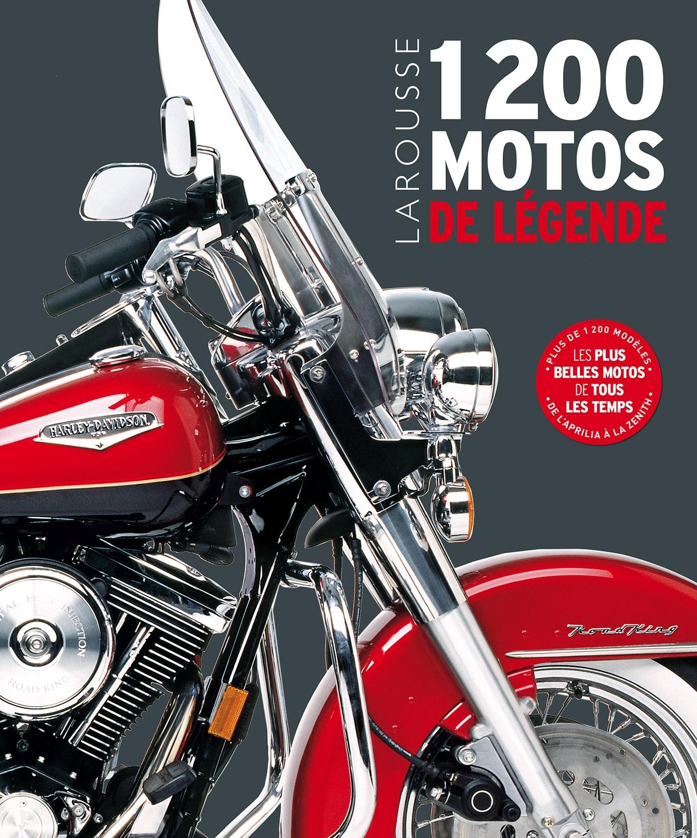 1200 MOTOS DE LEGENDE