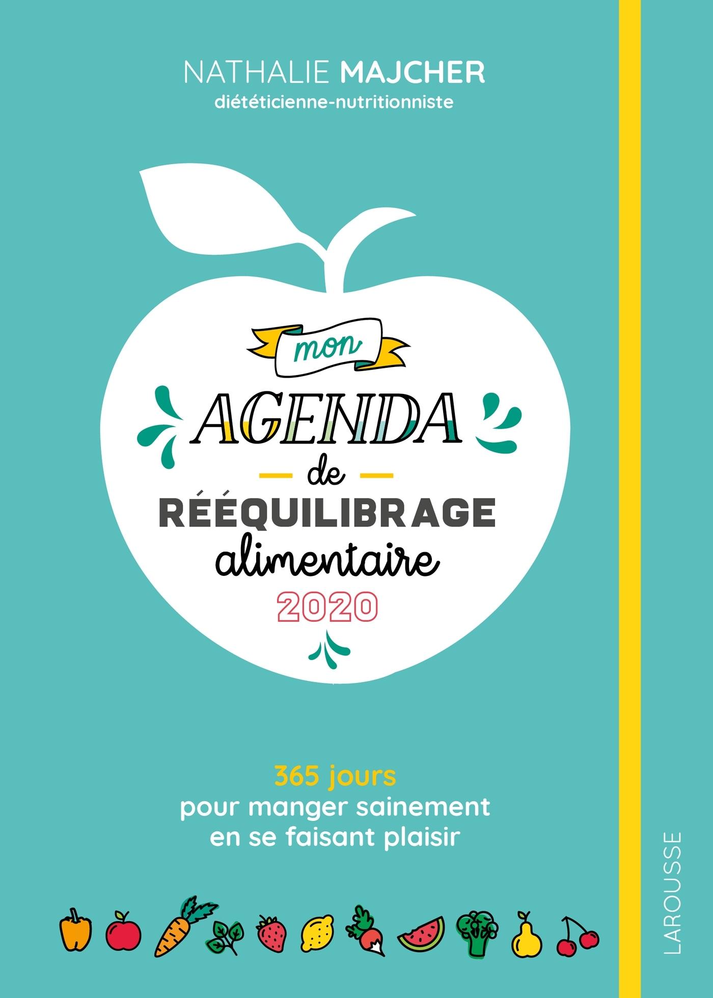 MON AGENDA DE REEQUILIBRAGE ALIMENTAIRE