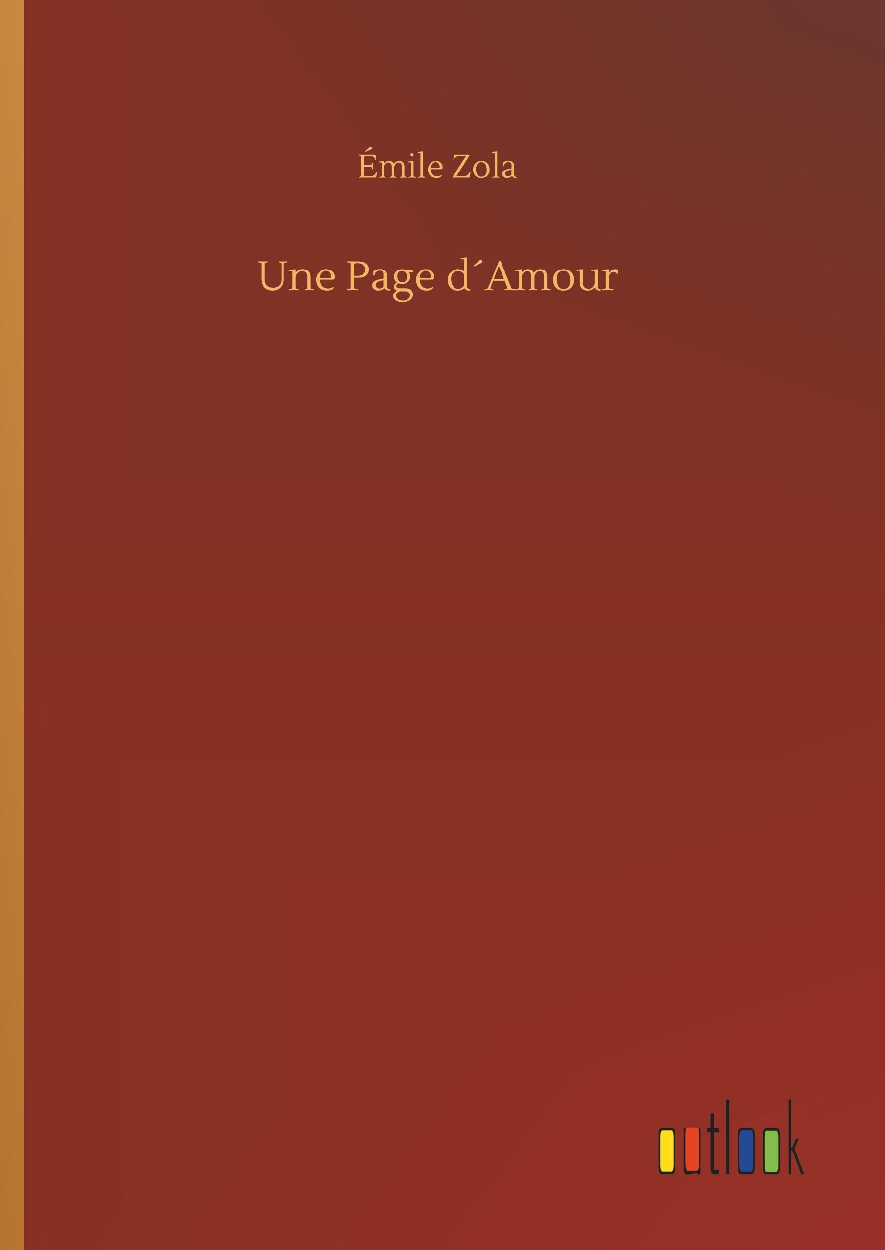 UNE PAGE D AMOUR
