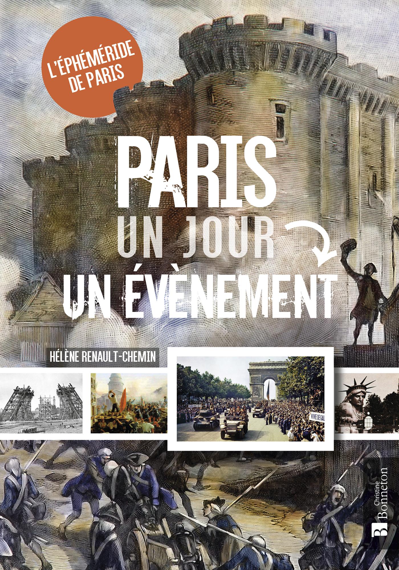 PARIS UN JOUR, UN EVENEMENT