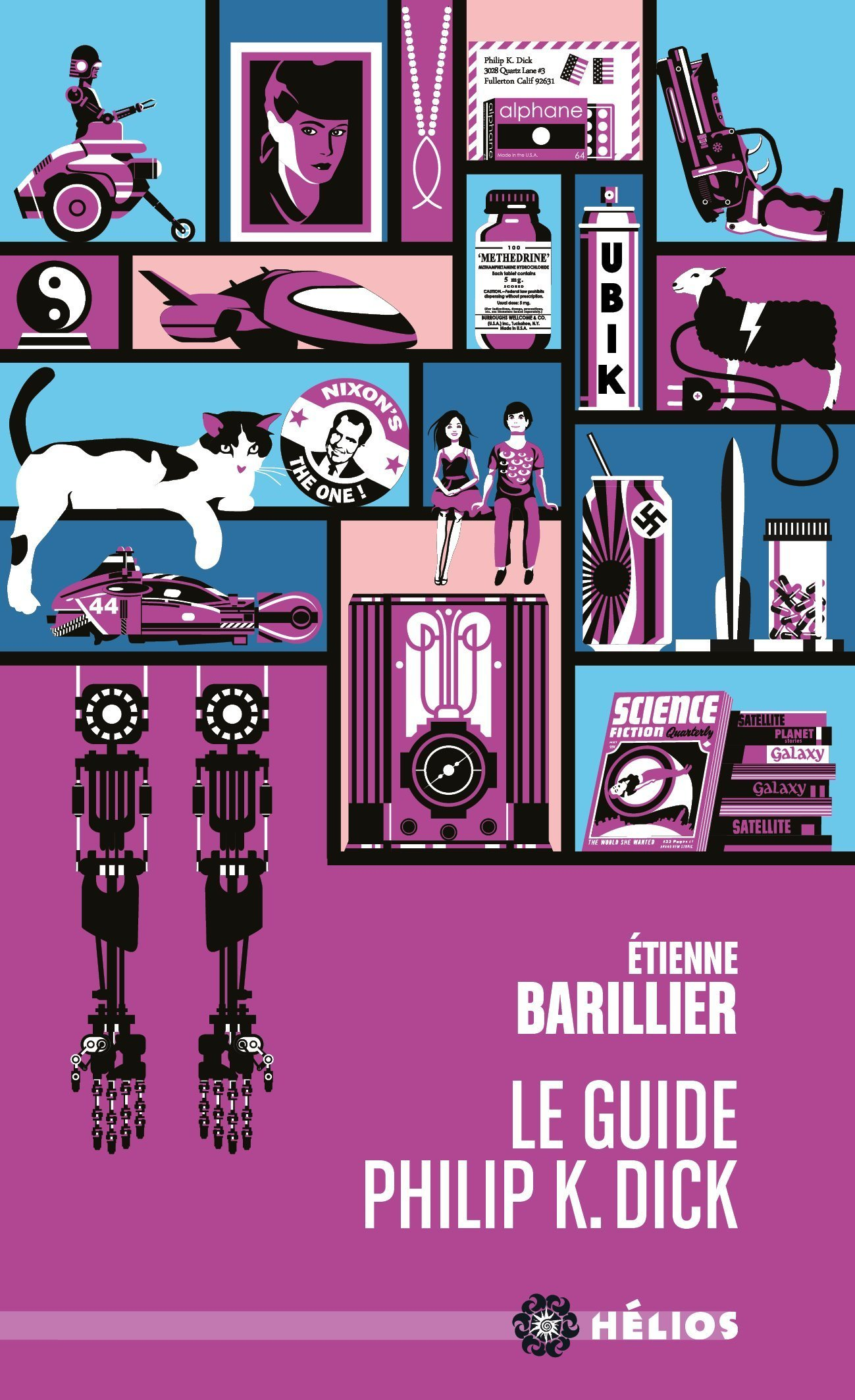 LE GUIDE PHILIP K.DICK