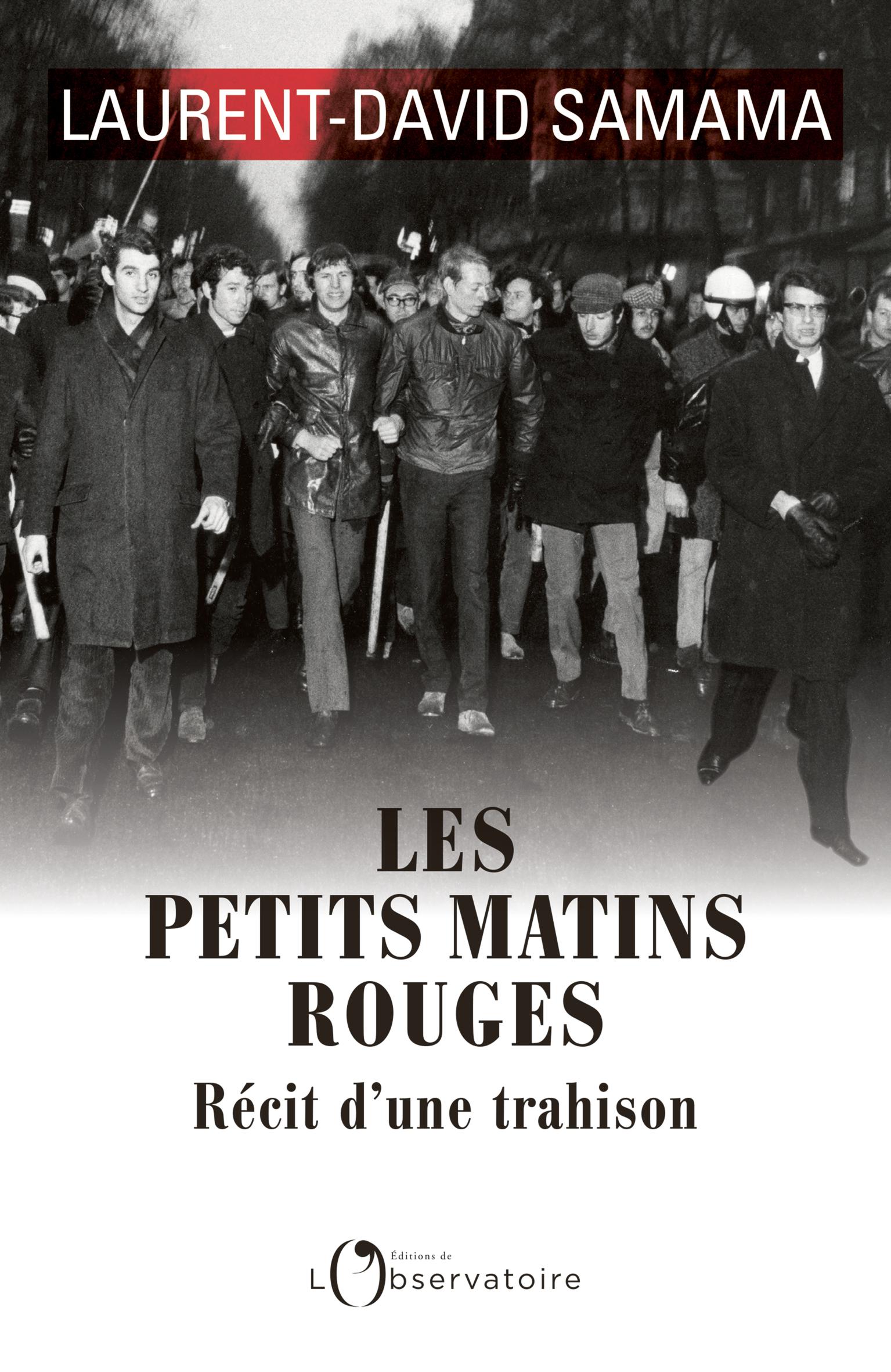 LES PETITS MATINS ROUGES