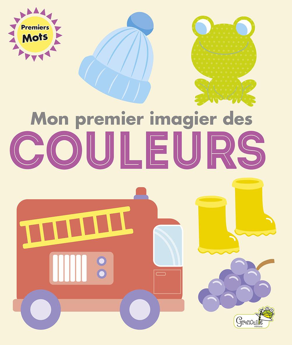 MON PREMIER IMAGIER DES COULEURS