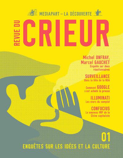 REVUE DU CRIEUR - NUMERO 1 - VOL01