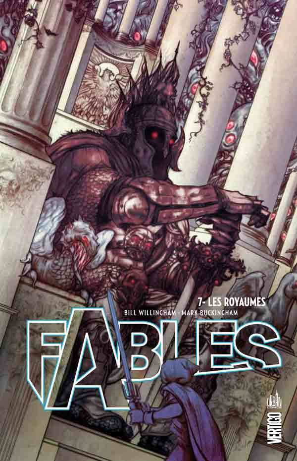 FABLES - TOME 7
