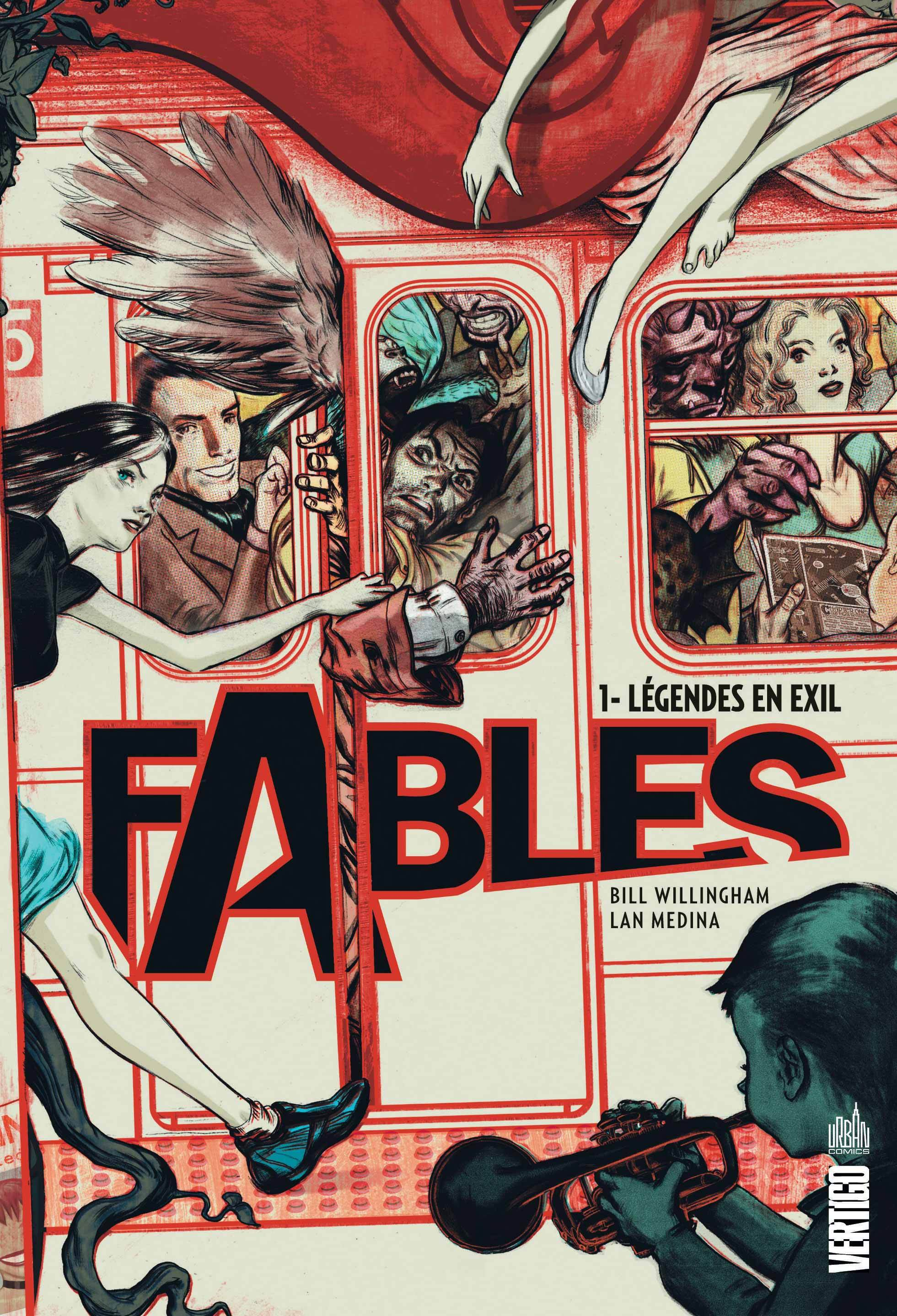 FABLES - TOME 1