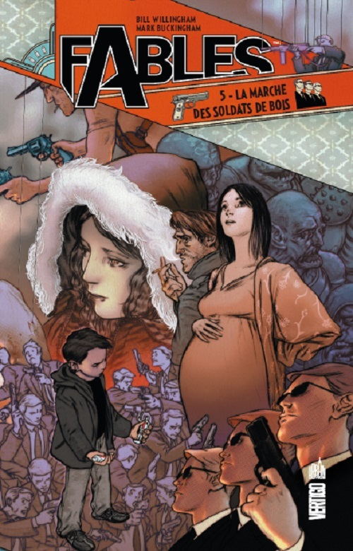 FABLES - TOME 5