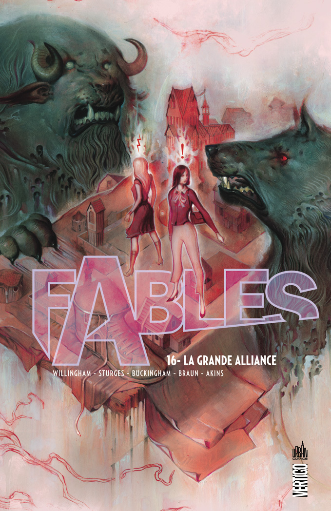 FABLES - TOME 16