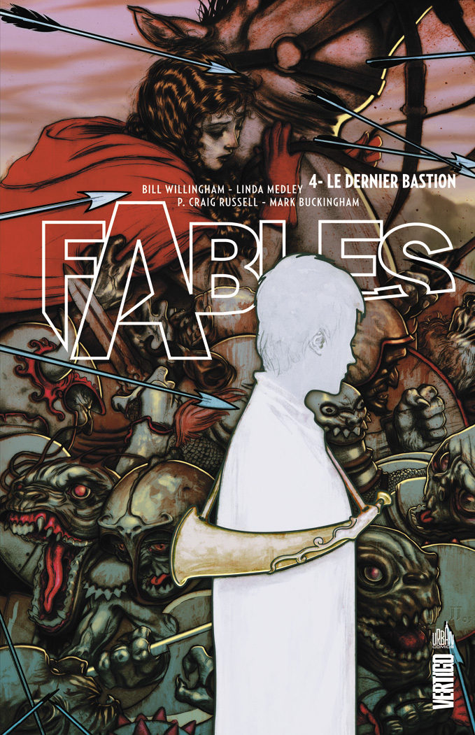 FABLES - TOME 4