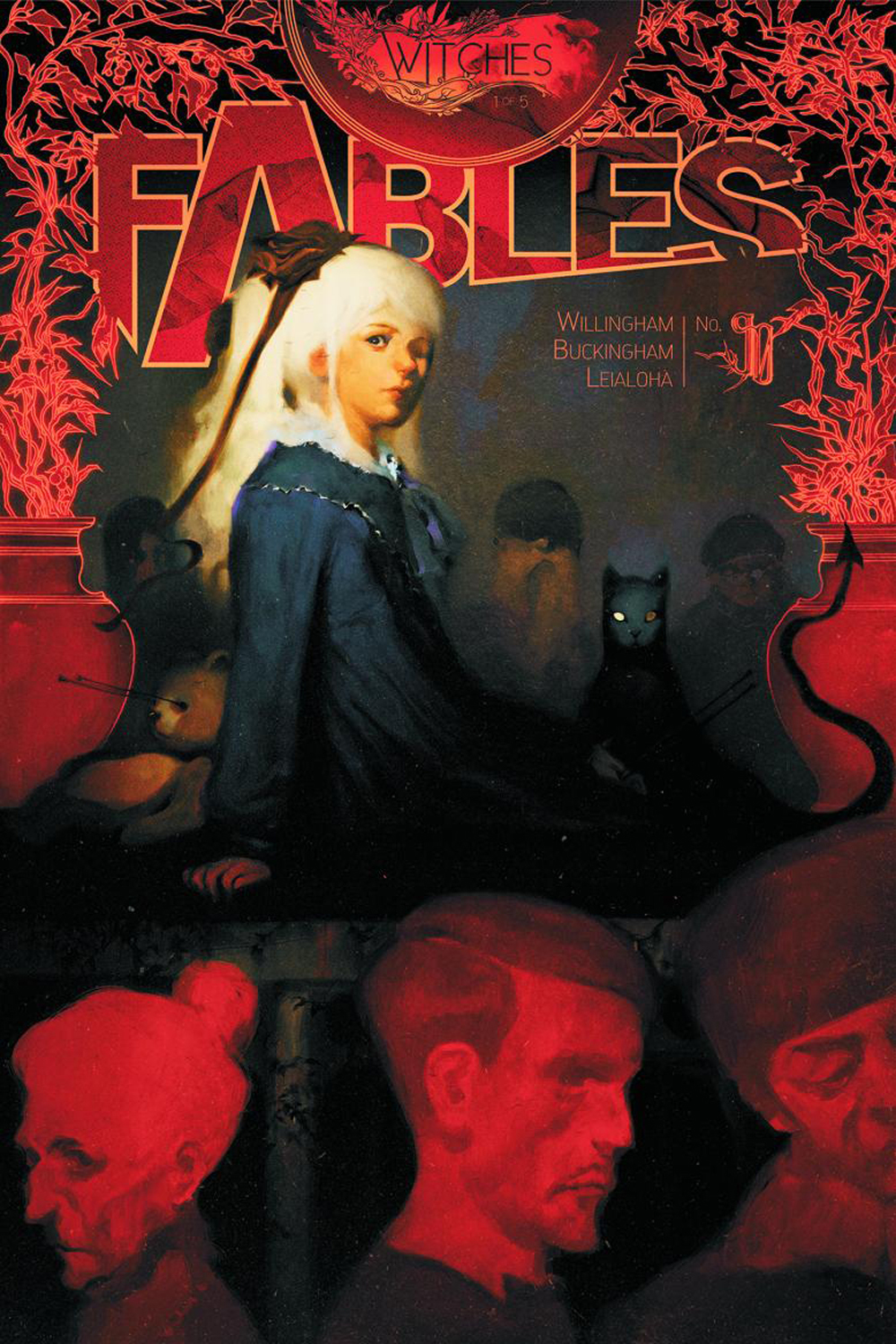 FABLES - TOME 17