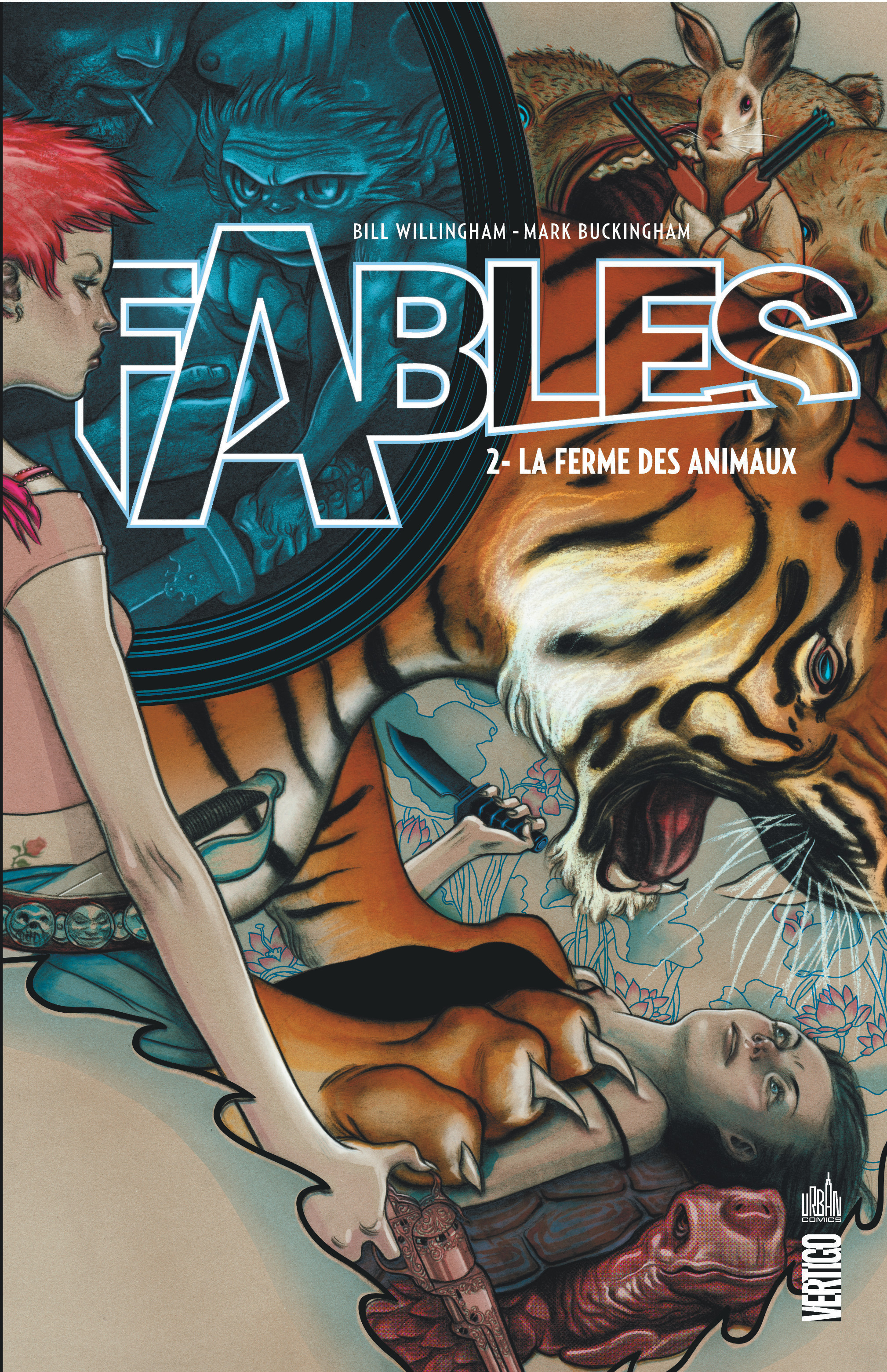 FABLES - TOME 2