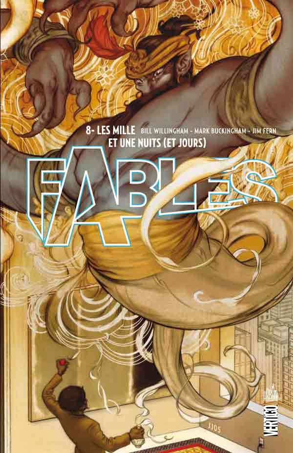 FABLES - TOME 8
