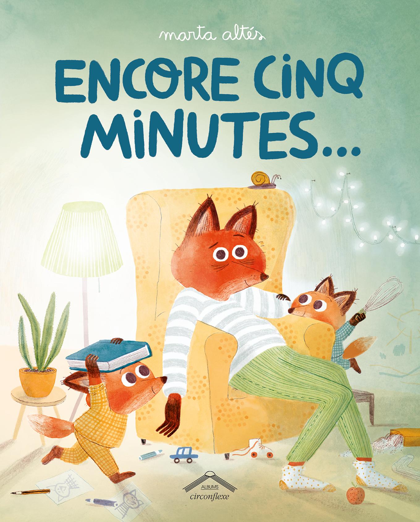 ENCORE CINQ MINUTES ...