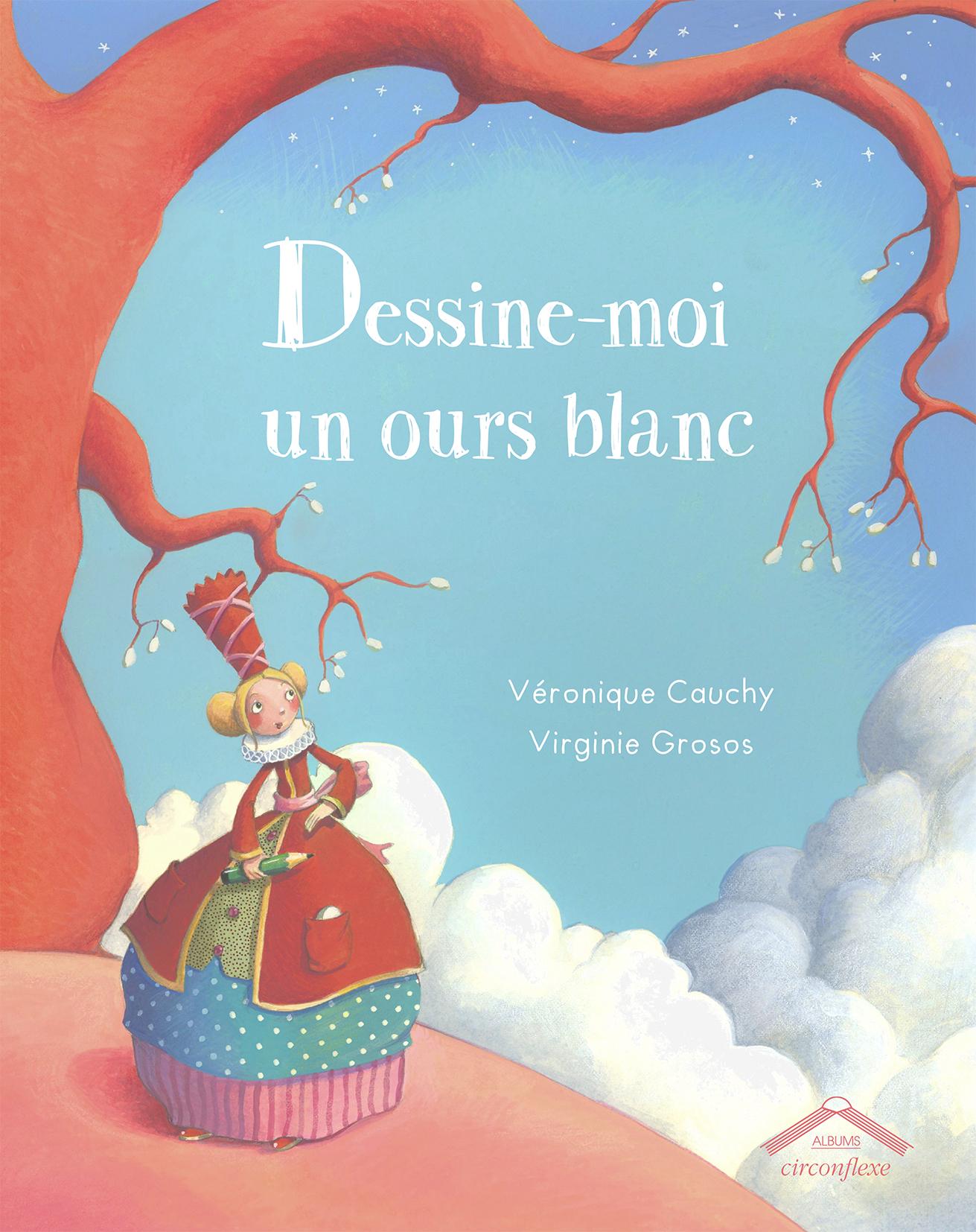 DESSINE-MOI UN OURS BLANC