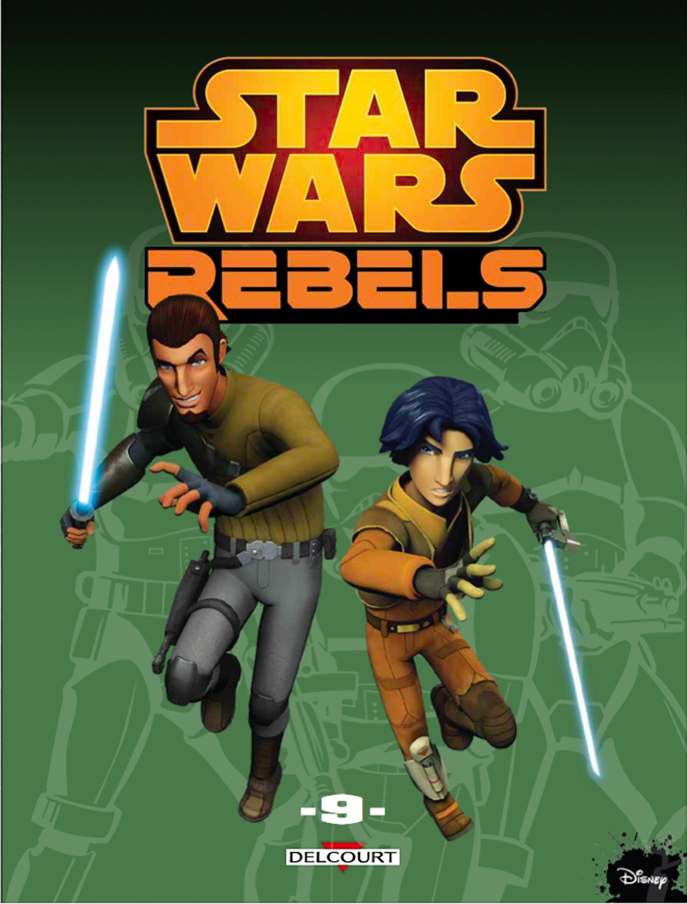 STAR WARS - REBELS 09
