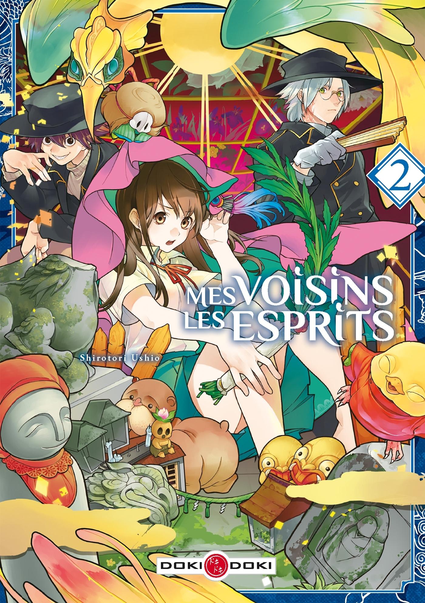 AYASHI - T02 - MES VOISINS LES ESPRITS - VOLUME 02