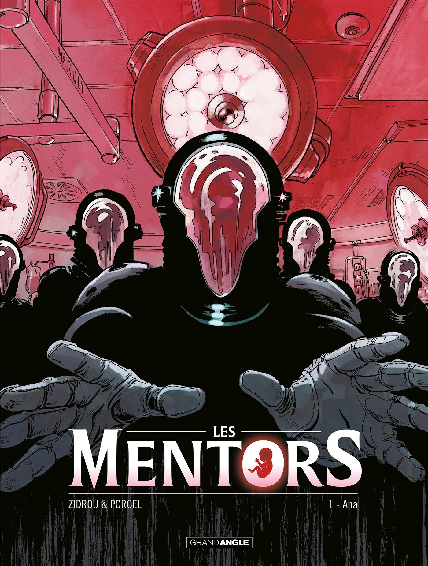 LES MENTORS - T01 - LES MENTORS - VOLUME 01 - ANA