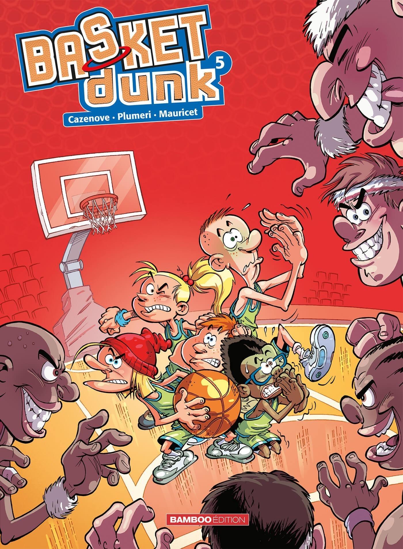BASKET DUNK - TOME 05 - NOUVELLE EDITION