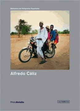ALFREDO CALIZ  (PHOTOBOLSILLO) /ANGLAIS