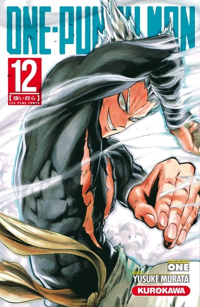 ONE-PUNCH MAN - TOME 12 - VOL12