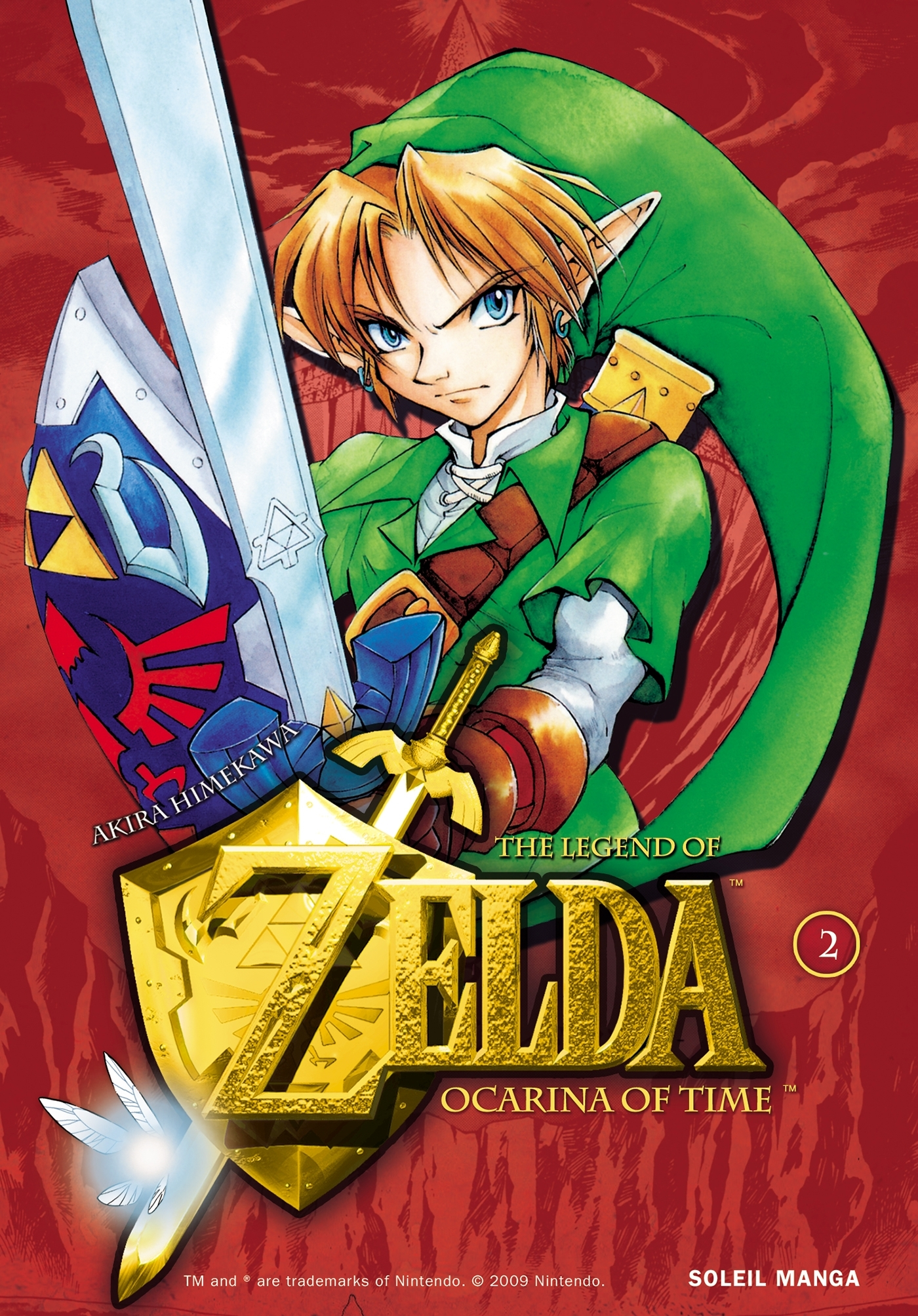 ZELDA 3 OCARINA OF TIME T02
