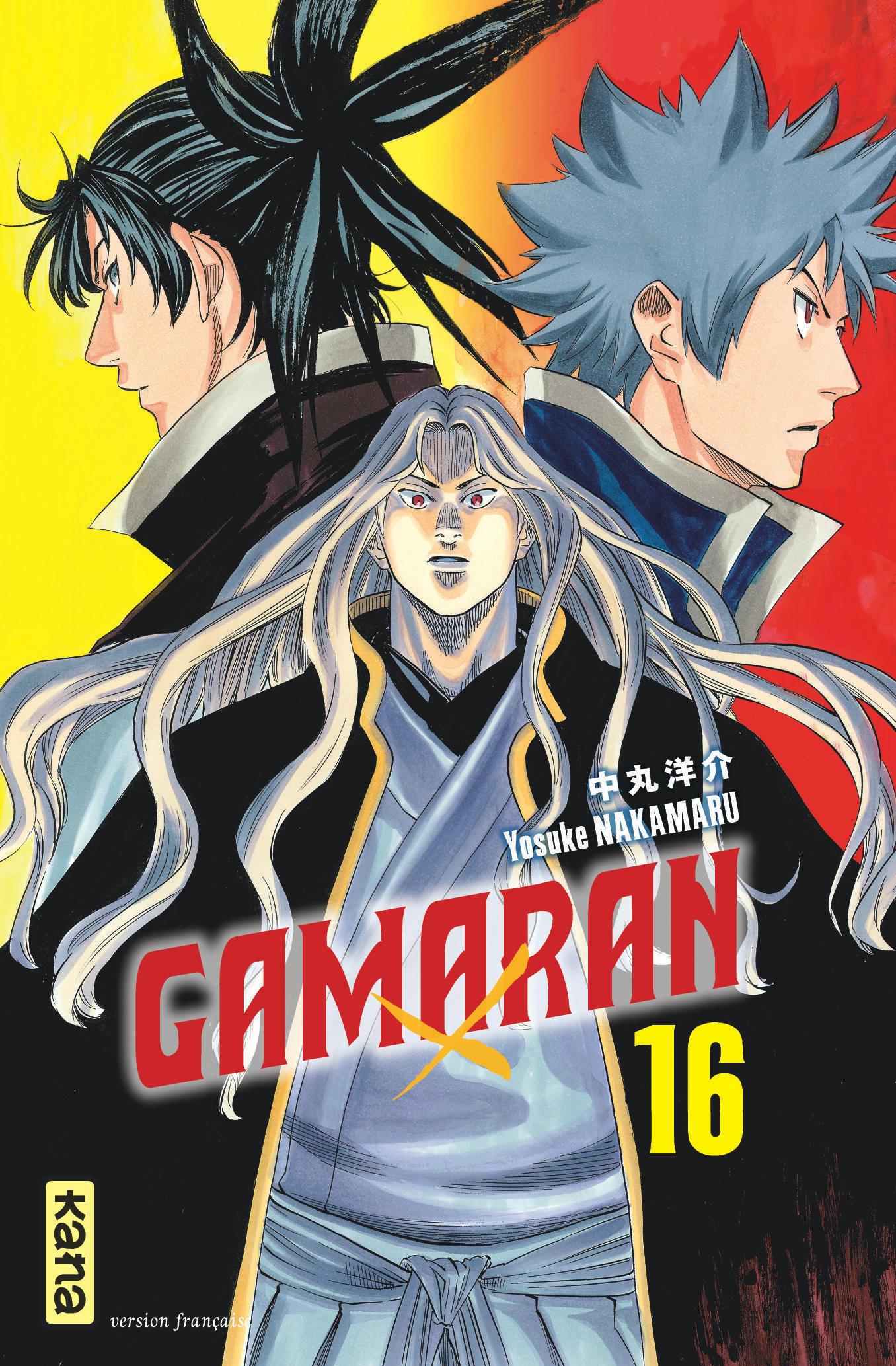 GAMARAN T16