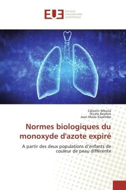 NORMES BIOLOGIQUES DU MONOXYDE D'AZOTE EXPIRE